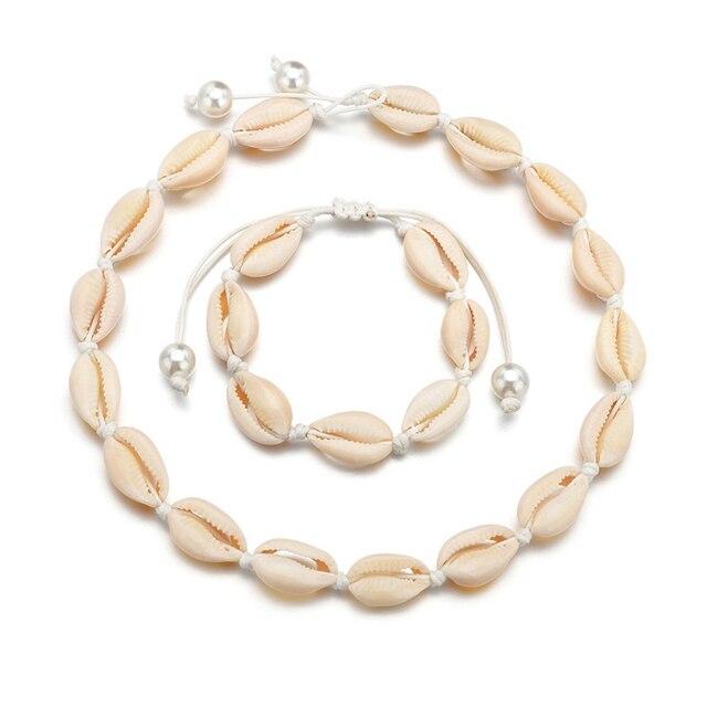 XIYANIKE Shell Necklace...