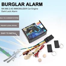 Universal Auto Car Alarm Car Engine Lock