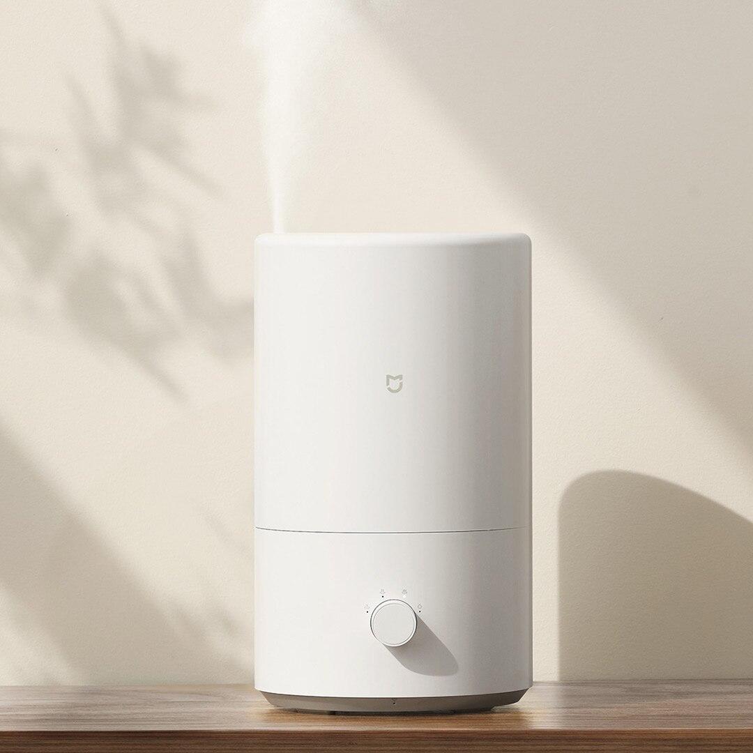 Xiaomi Mijia Smart Humidifier 25W 4L 300ml/h Heavy Fog Volume Constant Temperature Silver Ion Antibacterial Air Purifier 7