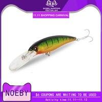 Originale Noeby Esche Da Pesca NBL9046 Minnow Lure 120mm/32g  140mm/44g  160mm/60g Hard Esche Carpa Pesca in Mare Attrezzatura Da Pesca|Esche artificiali|   -