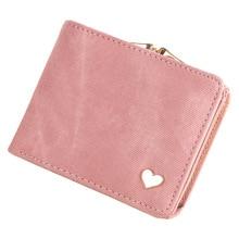 Женский маленький клатч, кошелек, многофункциональные кошельки, украшение в виде сердца, большая емкость, кошельки, милый держатель для карт, сумка для денег