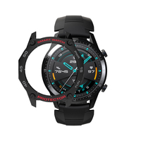 Voor Huawei Horloge GT2 Gt 2 Honor Magic 2 Classic Sport Case Protector Band Sikai Pc Tpu Band Armband Smart accessoires Cover