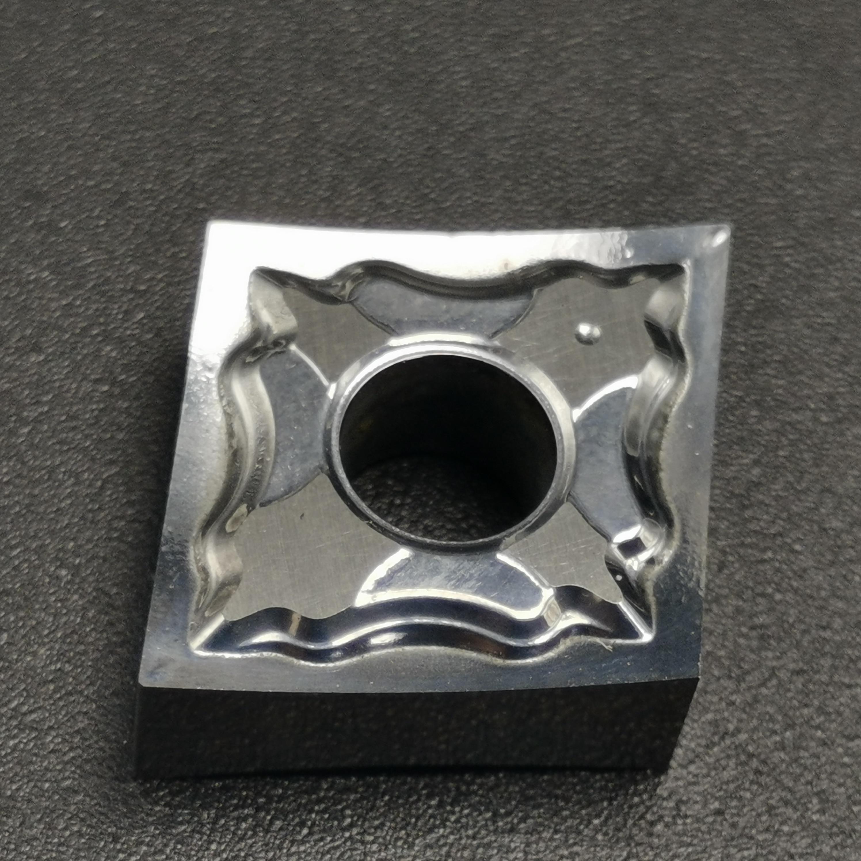 10pcs WNMG080408 HA H01 CNC Carbide Insert Blades For Aluminum