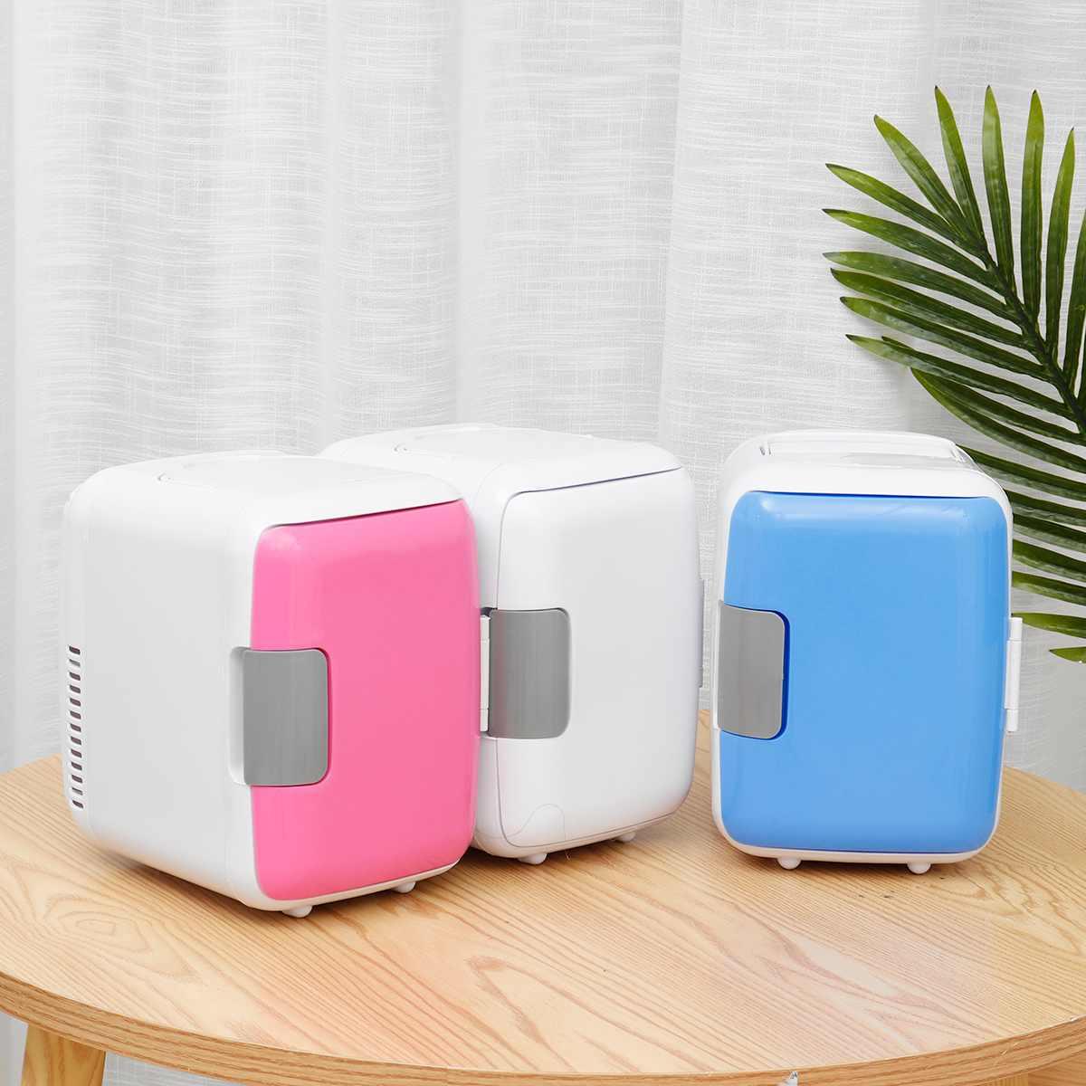 Car Refrigerator Mini Fridge For Cosmetic 12V Small Refrigerador Car Refrigerator Mini Coolers For Car Refrigerators