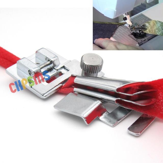 Защелкивающаяся Регулируемая металлическая скоба для переплетения ног подходит для бытовых швейных машин # CY-9907