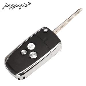 3 кнопки модифицированный флип-чехол для пульта дистанционного управления для Buick Excelle HRV fit Chevrolet optra Fob чехол для ключа (после 2005 года) Замена