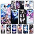YNDFCNB ReZero kara Hajimeru Isekai Seikatsu Riem чехол для телефона Samsung A6 A8 Plus A7 A9 A20 A20S A30 A30S A40 A50 A70