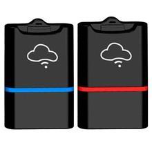 Файлообменный wifi-диск Портативный TF кард-ридер мобильный офис портативный удобный большой памяти беспроводной флэш-накопитель для мобильного