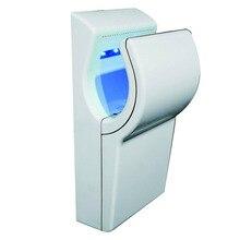 Коммерческая ручная сушилка для ванной комнаты настенная автоматическая сушилка для рук струйный поток 1800 Вт поставка с фабрики