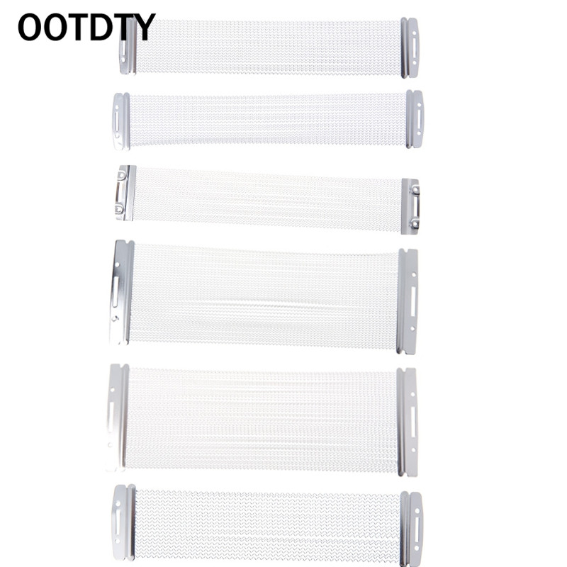 OOTDTY Steel Wire 20-42 Strands Drum Spring For 10-14 Inch Snare Drum Cajon Box Drum