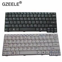 GZEELE New FOR ACER Aspire One D150 D250 KAV10 KAV60 A110 KAV60 KAVA0 D150 ZG5 ZG8 523H P531H N214CM 2 US English keyboard
