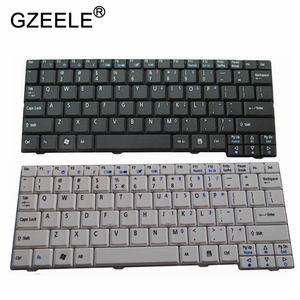 Image 1 - GZEELE New FOR ACER Aspire One D150 D250 KAV10 KAV60 A110 KAV60 KAVA0 D150 ZG5 ZG8 523H P531H N214CM 2 US English keyboard