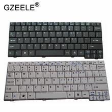 Gzeele novo para acessório de cozinha, para vidro d150 d250 kav10 kav60 a110 kav60 kava0 d150 zg5 zg8 523h p531h N214CM 2 teclado de inglês eua