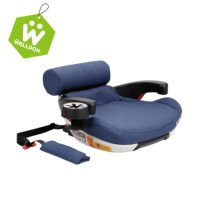 Welldon Booster ISOFIX Baby Safety Car Seat Cushion For Child And Kids In Car 6~12Y Portable Travel Kids Booster Car Seat