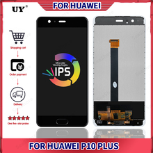 5.5'' Display For Huawei P10 Plus LCD Display For Huawei P10Plus Display With Frame Touch Screen UY Replacement VKY-L09 Assembly