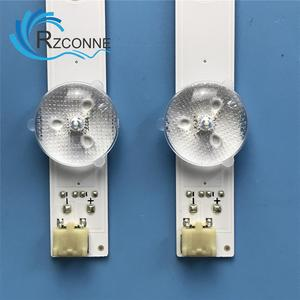 "Image 4 - LED תאורה אחורית מנורת רצועת עבור SamSung 55 ""טלוויזיה 2013SVS55 D3GE 550SMA R1 D3GE 550SMB R0 UN55H6203 28772A UN55J6201 LH55MDCPLGC"