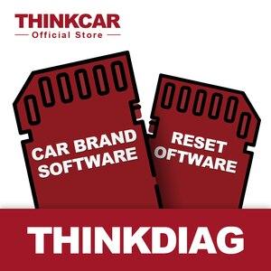Image 5 - Thinkcar Thinkdiag OBD2 스캐너는 모든 시스템을 지원합니다 1 년 모든 소프트웨어 무료 전문 진단 도구보다 Diagzone