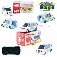 Figuras de acción de Pokémon Pikachu, coches de Metal, modelo Tomica, Super Mario, héroe, Batman, Batalla, aleación, coches, regalo de cumpleaños, juguetes para niños