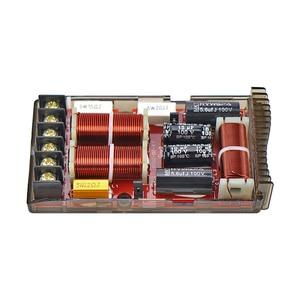 Image 4 - GHXAMP 80W 180W voiture Crossover 2 voies aigus haut parleur HIFI filtre 2.8KHZ haut de gamme 2 pièces