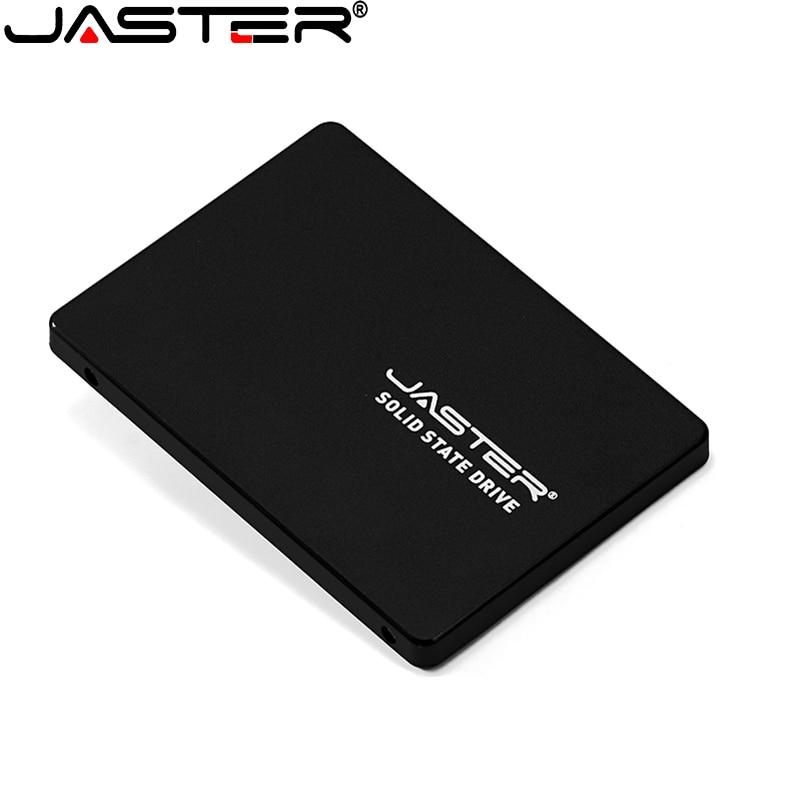 JASTER SSD 2.5 SATA3 HDD 128GB 240GB 480GB 512GB 960GB 1TB Internal Solid State Hard Drive Hard Disk For Laptop Desktop