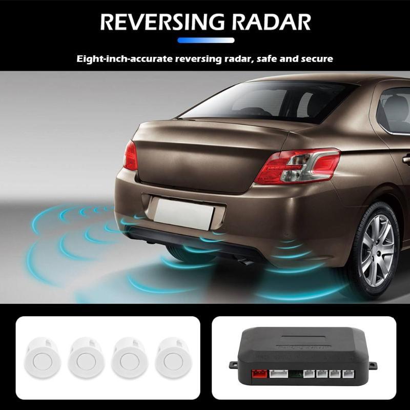 Led-anzeige Parkplatz Sensor Kit Auto Hilfs Backup Reverse Radar Monitor Parktronic System