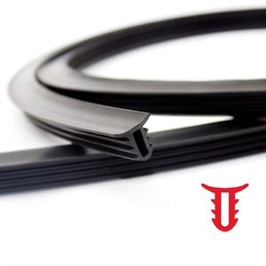 Image 4 - 160 センチメートルユニバーサル密閉フロントガラスシールボード防音自動車ゴムストリップインストルメントパネルシールストリップ