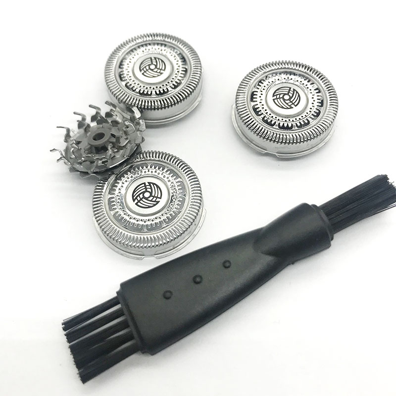 3PCS SH90 Replacement cutter head For <font><b>Philips</b></font> razorSH90 S9000 RQ12+ S9511 S9522 <font><b>S9111</b></font> S9031 S9321 S9311 S9721 in Razor Blade image