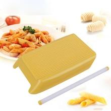 Паста макароны доска пластиковые спагетти макароны Gnocchi производитель Скалка кухонный инструмент для изготовления пасты детские пищевые добавки формы