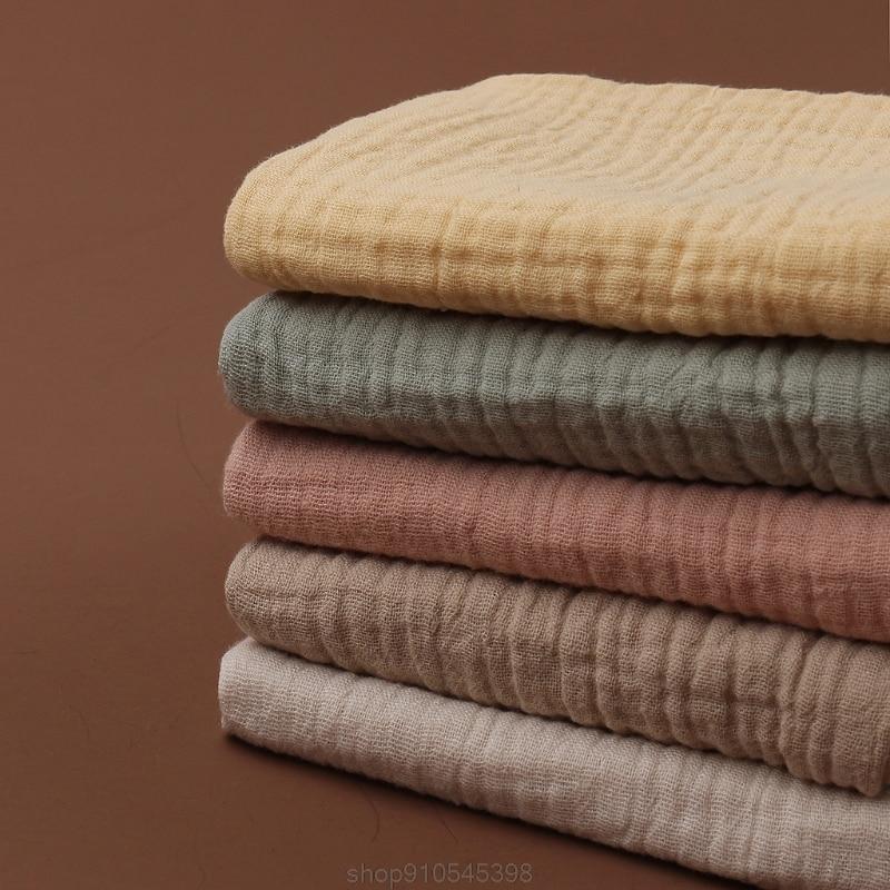 2021 5pcs Baby Feeding Towel Soft Gauze Bath Towel Newborn Saliva Towel Burp Cloth   towels