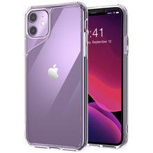 Für iPhone 11 Fall 6,1 zoll (2019 Release) ich Blason Halo Serie Kratzfest Klar Zurück Abdeckung Für iPhone 11 6,1 zoll Fall