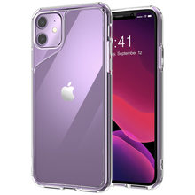 For iPhone 11 Case 6.1 inch (2019 Release) i Blason Halo Series Scratch Resistant Clear Back Cover For iPhone 11 6.1 inch Case