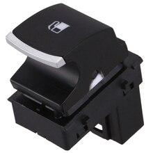 Хромированная кнопка переключения двери топливного бака для VW Volkswagen Golf Jetta MK5 Rabbit Touran#1KD959833 1KD 959 833