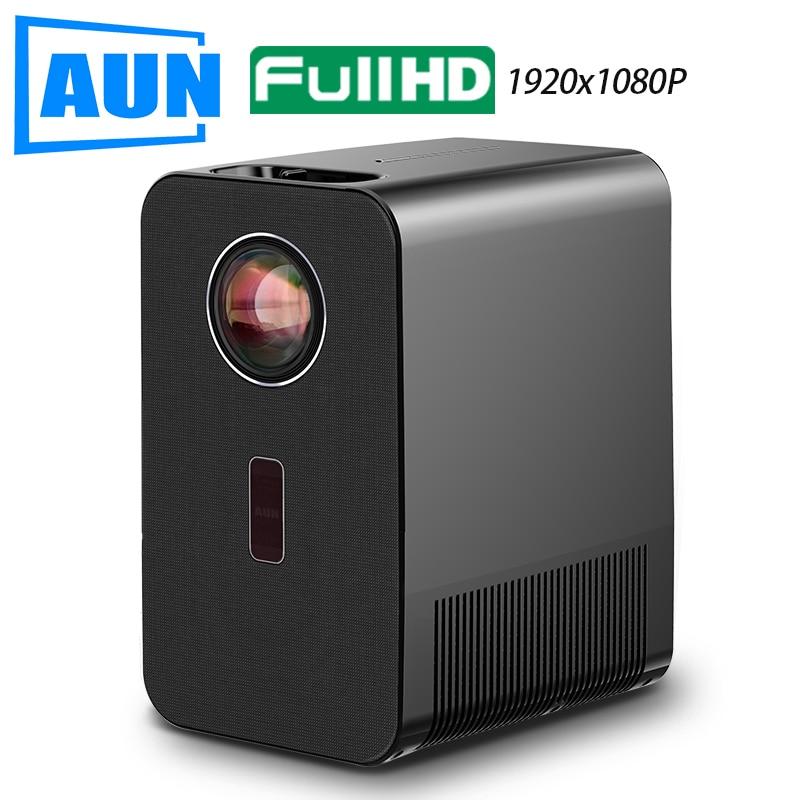 AUN AKEY7 1080p + X96Q Android 10 2Gb 16Gb TV Box