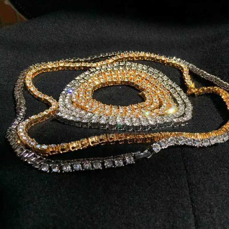 Männer luxus hüfte hop perle eis Kuba kette halskette mode marke, silber/gold herren Kette Mode Schmuck Anhänger Halskette