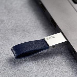 Image 5 - Xiaomi Mijia Usb Flash Drive 3,0 64gbHigh speed Kleine und Tragbare Festplatte U Metall Körper Usb sticks für Computer