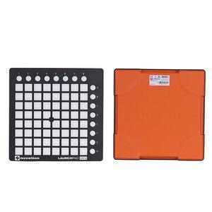 Image 5 - Novation LAUNCHPAD מיני קומפקטי USB MIDI תוף Pad בקר עבור Ableton Live 64 עם תאורה אחורית רפידות 16 כפתורי שליטה