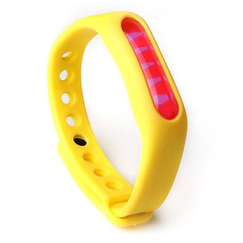Anti mosquito capsules bracelet Children's mosquito repellant bracelet anti-insect plant essential oil bracelet image
