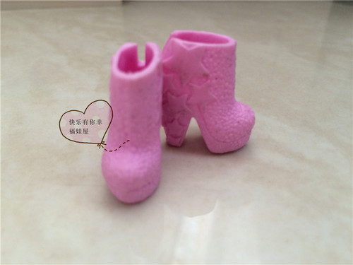 1/6 Doll shoes Single shoes, flat feet, sneakers, sandals, slippers flats for Barbie Doll shoes 1/6 4