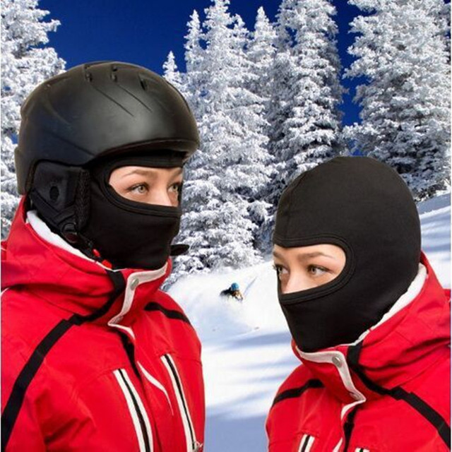 Balaclava motorcycle half face mask cover warm winter sports skiing snow scarf outdoor sports neck protection bicycle face mask 3