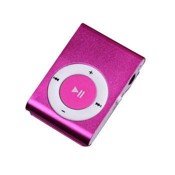 1PC New Big Promotion Mirror Portable MP3 Player Mini Clip MP3 Player Waterproof Sport Mp3 Music Player Walkman Lettore Mp3 9