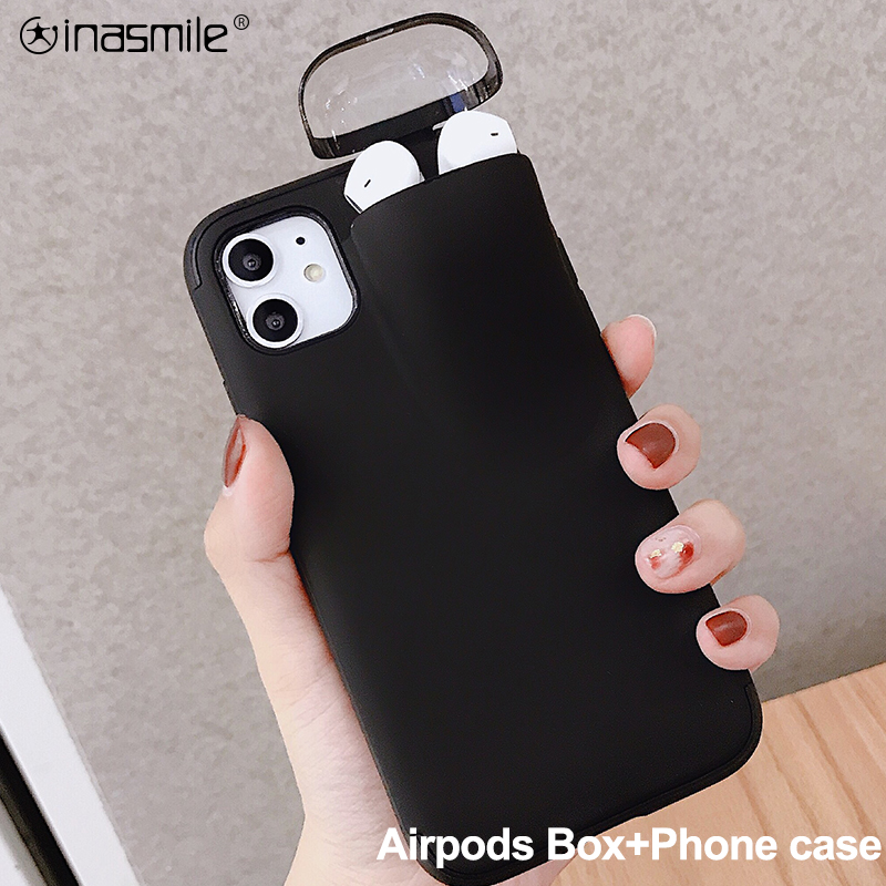 Excellent Phone Case For Apple Air Pods 2 Back Cover Coque Case
