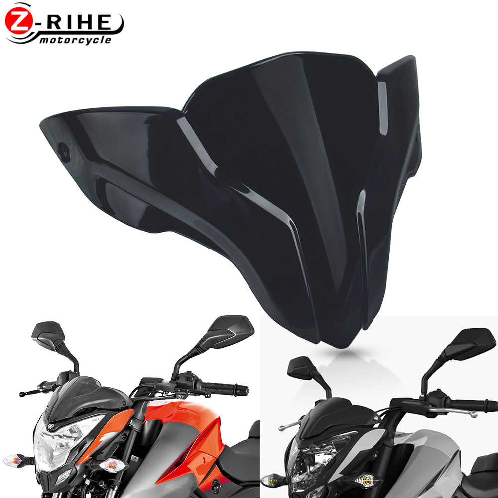 Motorcycle Wind Screen Cover Protector Windscreen Windshield Screens Wind Deflector Parts For BAJAJ Pulsar NS200 NS 200 2020 BS6