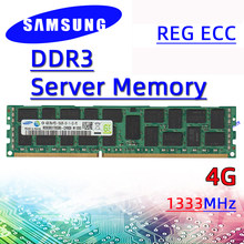 Samsung Server Memory ddr3 4GB 16GB 32GB 1333MHz REG ECC RAM pc3- 8GB 10600R 12800R 14900R 1600MHz 1866MHz