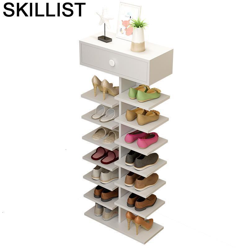 Zapatero Para El Hogar De Zapato Home Gabinete Zapatera Organizador Mueble Meuble Chaussure Scarpiera Furniture Shoes Storage