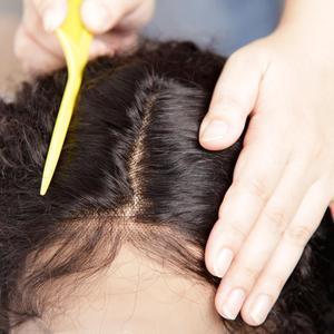 Image 5 - 13x4 תחרה מול פאה מראש קטף רמי מתולתל M ברזילאי שיער אמיתי עלית שיער טבעי לנשים שחורות פרונטאלית קוקו נשים של פאה