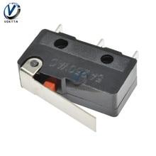 1 шт. KW11-3Z тактовый переключатель 250 В 5A AC 3 Pin микропереключатель круглая ручка кнопка контакта ВКЛ-ВЫКЛ положение прерыватель