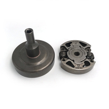 цена на Clutch Drum Kit For Stihl FS38 FS40 FS45 FS46 FS50 FS55 FS56 FS70 Brushcutter String Trimmer Strimmer grass cutter Spare Parts