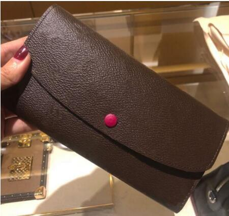 Sylish Wallets Multifunctional Purse Useful Lady Clutch Fashion Bags For Women 2019  Free Shipping