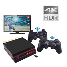 купить Video Game Console System For GBA/SNES Mini Arcade Game With Wireless Controller 600 Games 4K HDMI Family Game Console Retro по цене 4259.58 рублей