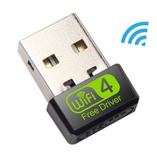 USB WiFi adaptörü 150Mbps Lan Wi-Fi adaptörü PC için MT7601 USB Ethernet WiFi güvenlik cihazı 2.4G 5G ağ kartı anten wi Fi adaptörü